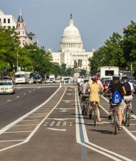 Capital Sites Bike Tour - Unlimited Biking