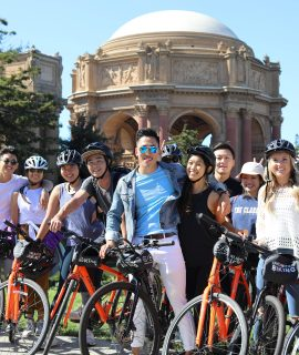 Golden Gate Bridge Bike Tour - Unlimited Biking