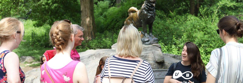 Inside Central Park Walking Tour - Unlimited Biking