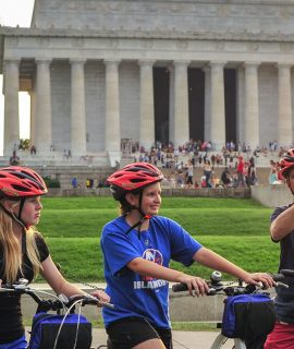 Monuments and Memorials Bike Tour - Unlimited Biking