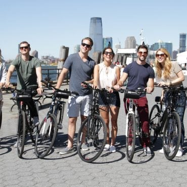 New York City Highlights Bike Tour 3 - Unlimited Biking