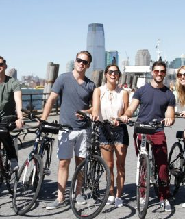 New York City Highlights Bike Tour 3 - Unlimited Biking