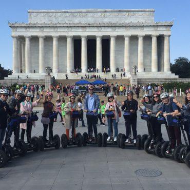 Sites by Segway Washington DC - Unlimited Biking