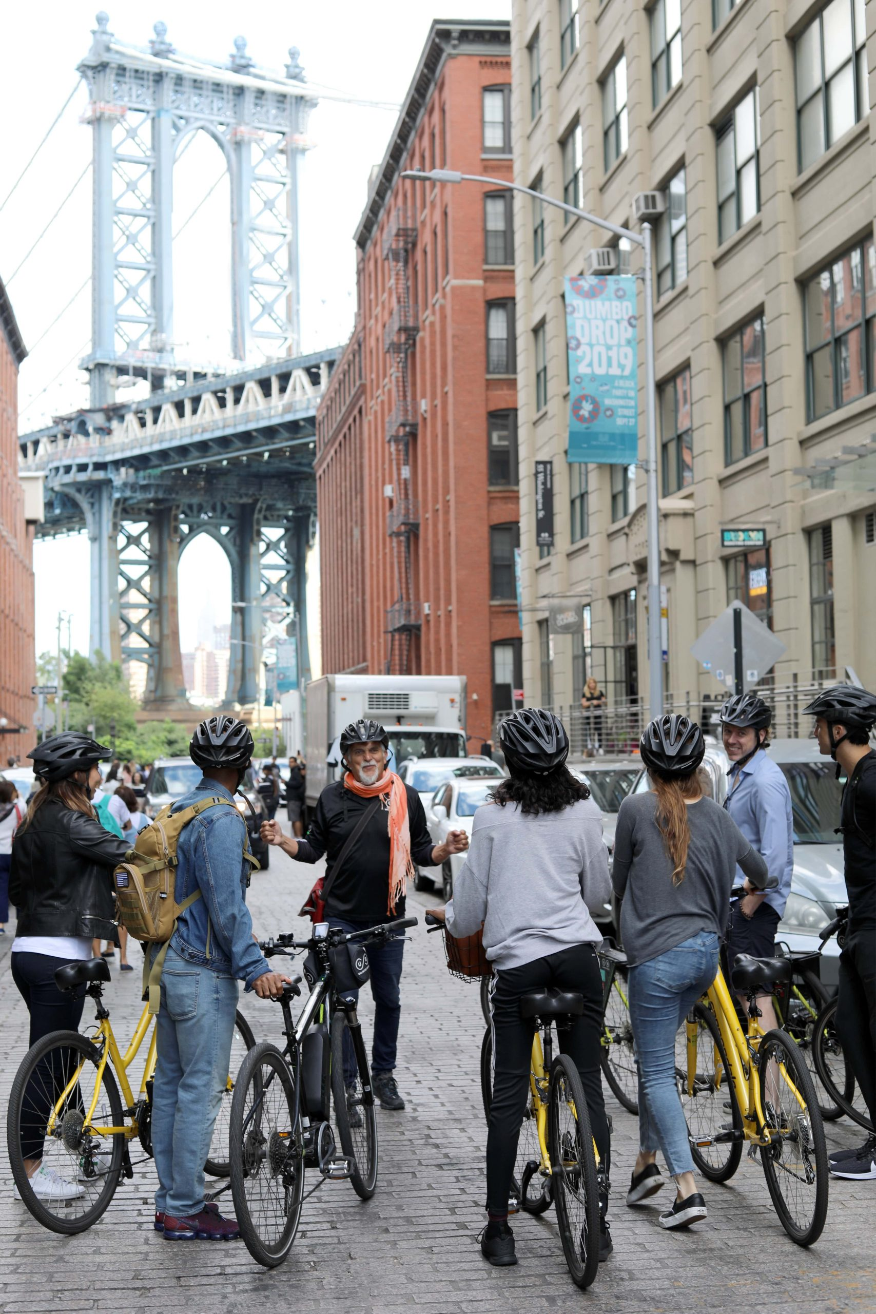 The Delights of Brooklyn Bike Tour- Unlimited Biking